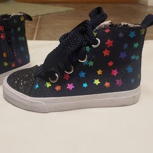 Cat & Jack Toddler Girl High Tops